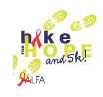 Alfa Hike for Hope