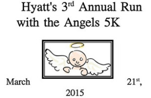 Hyatts Run with the Angels
