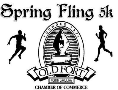 Old Fort Spring Fling 5k