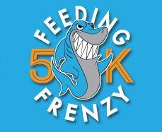 Feeding Frenzy 5k April 11 2015 Kannapolis NC