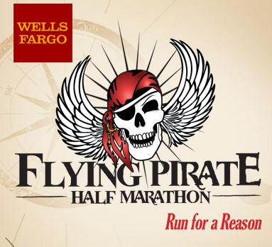 Flying Pirate Half Marathon and 5k April 18-19 2015 Outer Banks NC