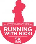 Running with Nicki 5k April 18 2015 Lumberton NC