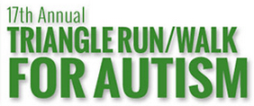 Triangle runwalk for autism
