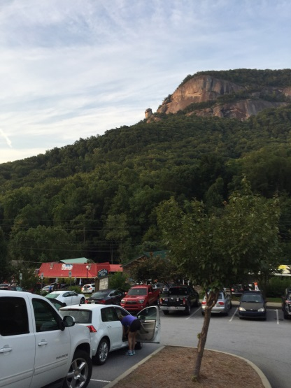 View of Chimney Rock - sm