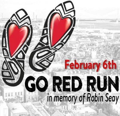 Go Red Run