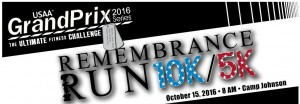 rememberance run