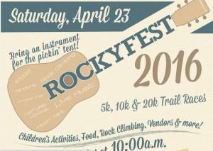 Rocky Fest Trail Races