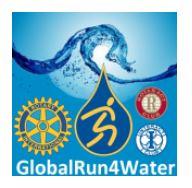global run 4 water