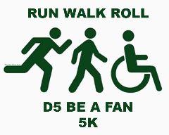 D5 Be a Fan