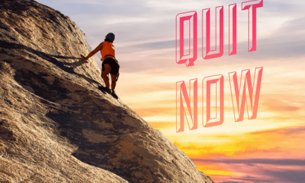 Don't Quit Now