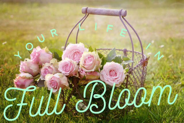 Your Life in Full Bloom