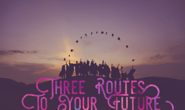 Three Routes to Your Future