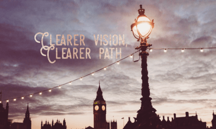 Clearer Vision, Clearer Path