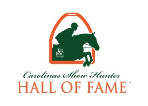 TRHC Carolinas Show Hunter Hall of Fame