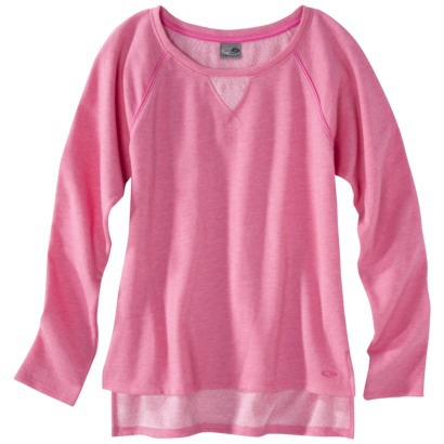 C9 by Champion® Women's High-Low French Terry Pullover $24.99 at Target