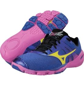 Mizuno Women's Wave EVO Levitas Running Shoe