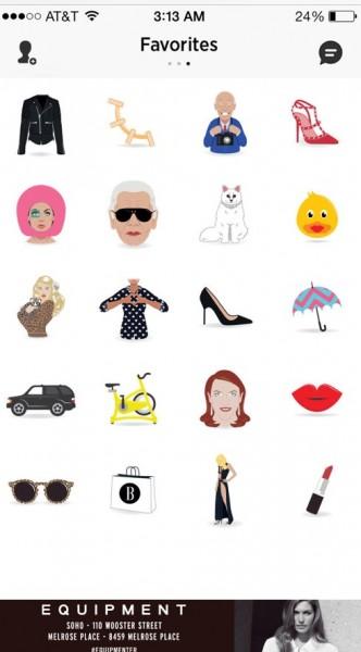 Bazaar Emojis