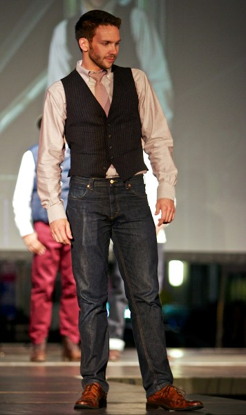 Lumina Clothing Co. at fashionSPARK2014 by Stan Chambers Jr.