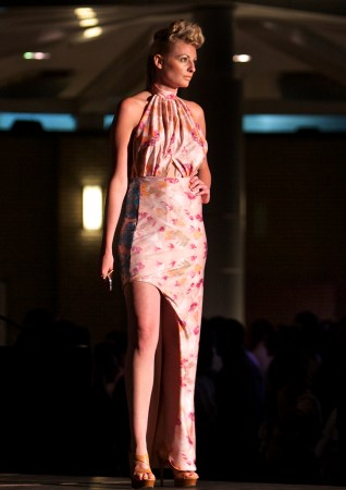 Lisa Hoang at fashionSPARK2014 by Stan Chambers Jr.