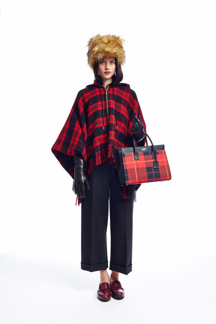 Kate Spade New York - Fall 2015 Ready-To-Wear