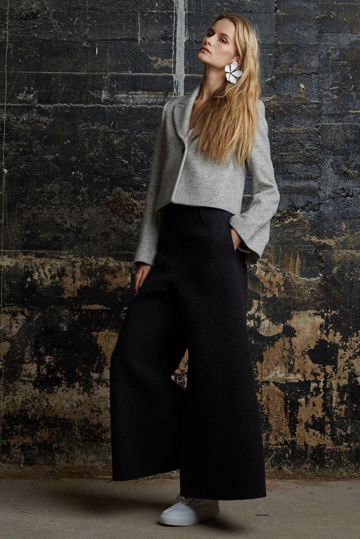 Rosie Assoulin - Fall 2015 Ready-to-Wear