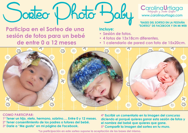 Sorteo Photo Baby