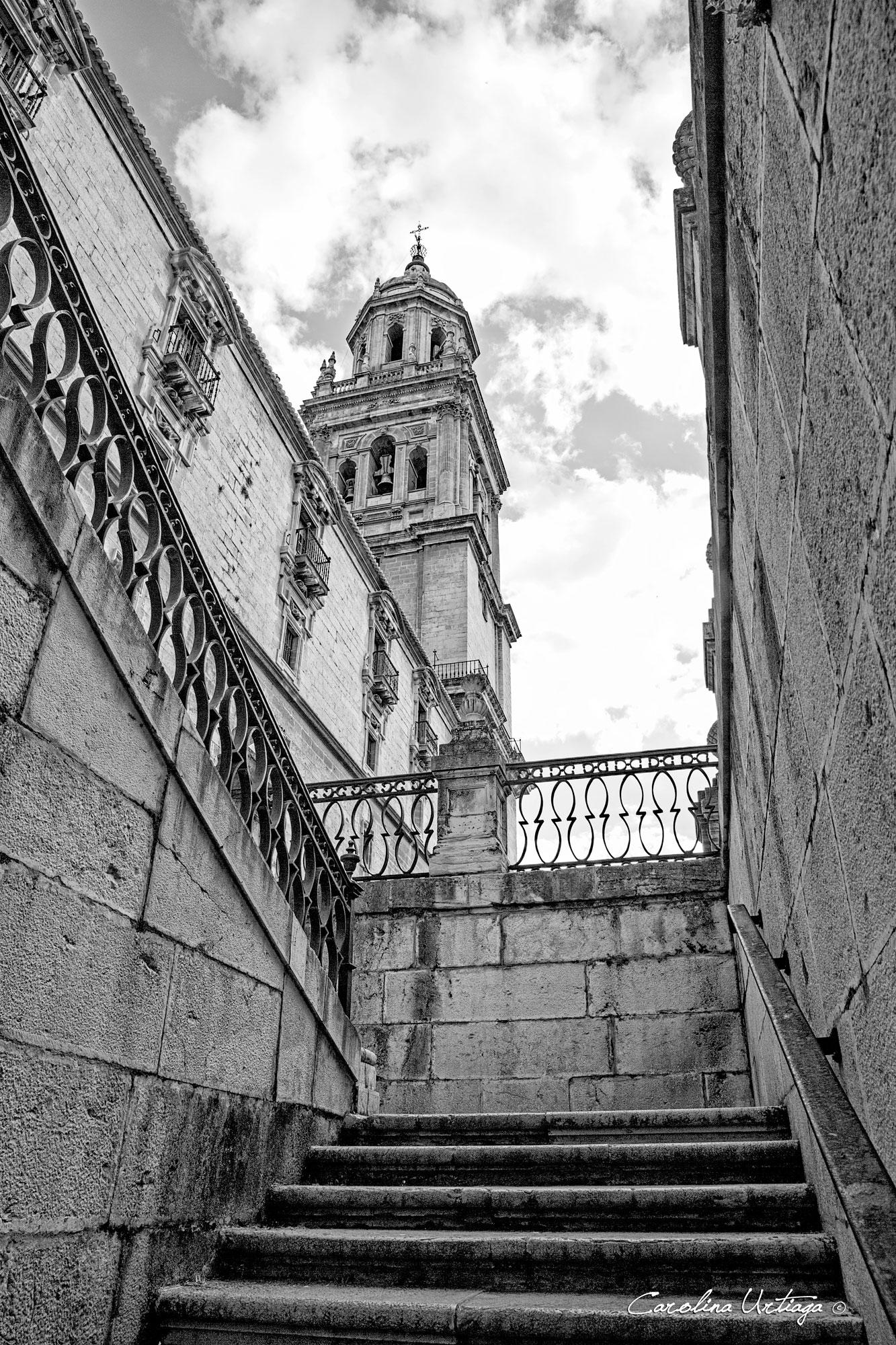 Paseo por la Catedral de Jaén