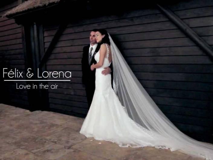 Boda Félix y Lorena