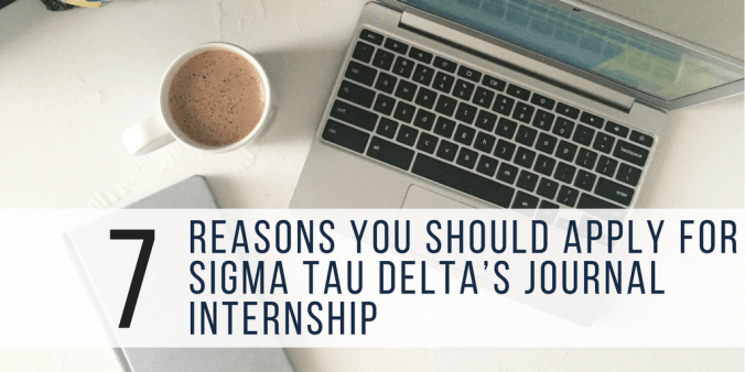 sigma tau deltas journal internship