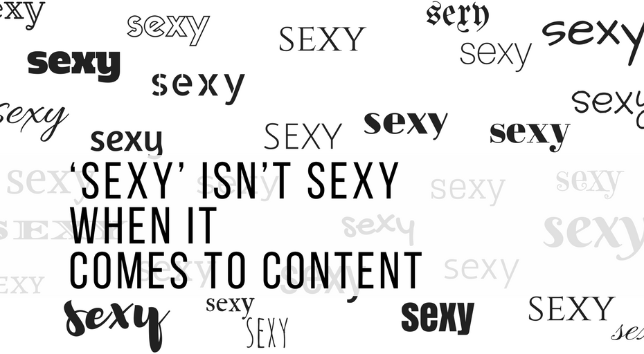 sexy content marketing