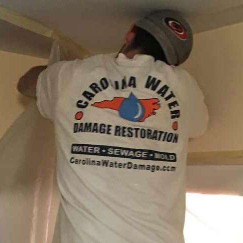 Lillington NC Water Damage Restoration Services 1