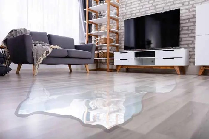 Water Damage Restoration of Hardwood Floors in Lillington NC Hardwood Floor Water Damage Restoration