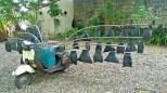 """Water Cargo"" by Romuald Hazoume from Benin"