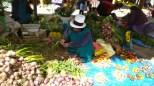 Sunday Market in Chinchero.