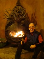 Bill really wants a fireplace like this.