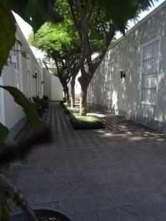 Courtyard at MATE