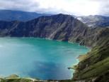 Quilitoa Lake