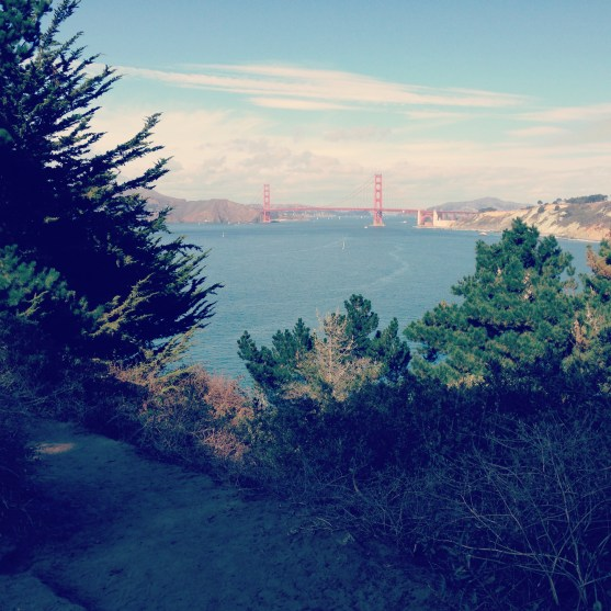 Hello, Golden Gate