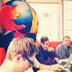 Mozilla offices