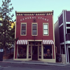 Cute General Store in Park City
