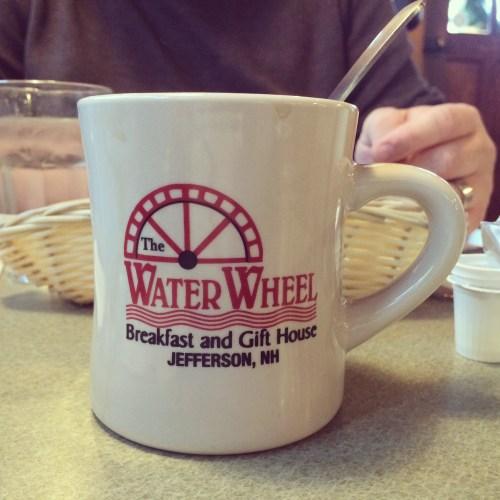 The Water Wheel