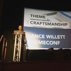 Lance_Willet_on_Theme_Craftsmanship_at__themeconf