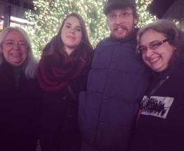 Family at Fanueil