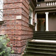 Scully's apartment exterior from Squeeze