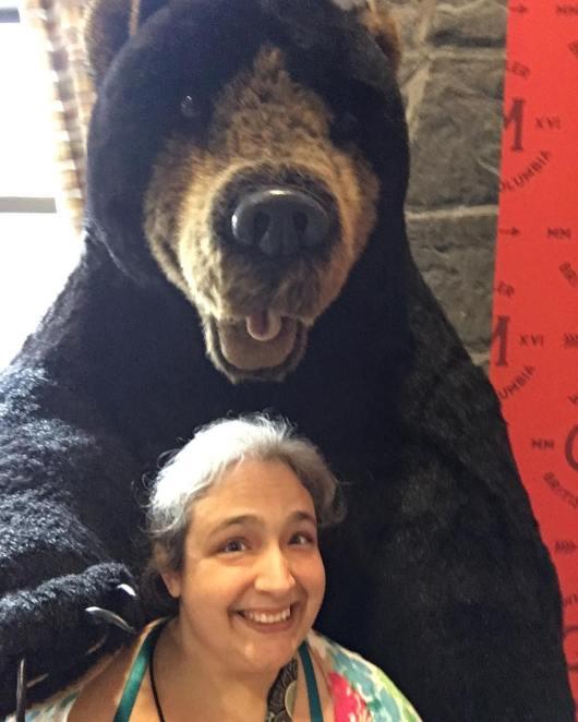 Hello, Mr. Bear!