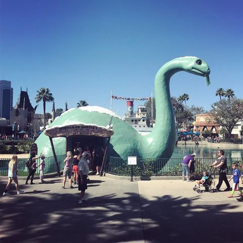 If you haven't eaten ice cream out of the belly of a giant brontosaurus, you're missing out.