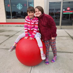 Side trip to Target -- more fun than Disney? Possibly.