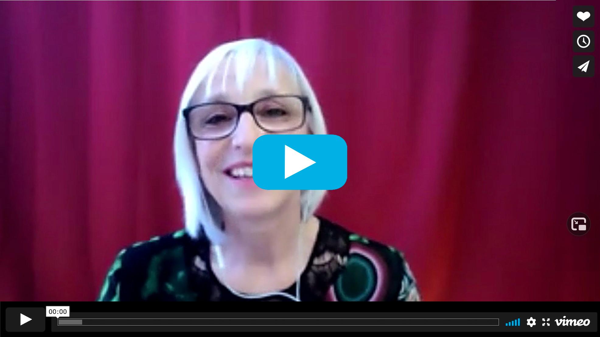 Vaudevisuals interview with Caroline Dream