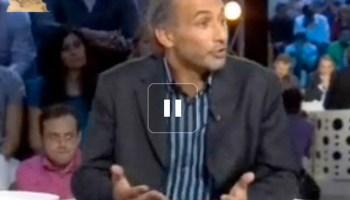 le dernier show de tariq ramadan chez ruquier - Mariage Mixte Islam Tariq Ramadan