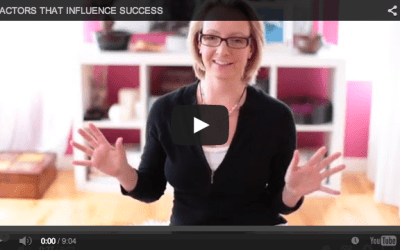 2 Key Factors That Influenced My Success